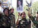 Esed'de bağlı birlikler Afrin'de