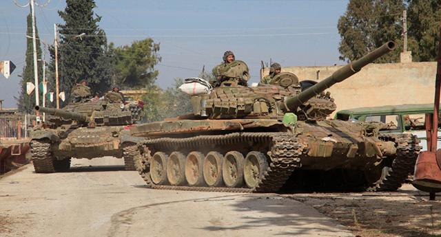 Suriye ordusu Menbiç'e girdi, Erdoğan'ın danışmanı