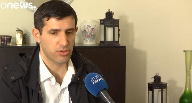 Fatih Yaşar Euronews'e konuştu