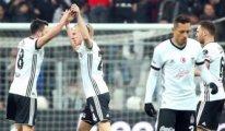 Derbide gülen taraf Beşiktaş: 3-1