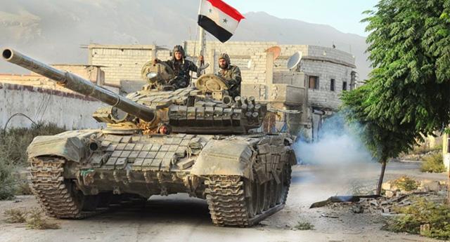 Şimdi de Menbiç... YPG Suriye ordusunu Menbiç'e davet etti