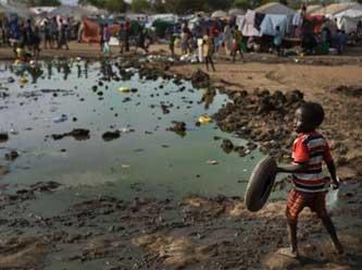 Güney Sudan'da alarm: 7 milyon insan açlık tehlikesiyle karşı karşıya!