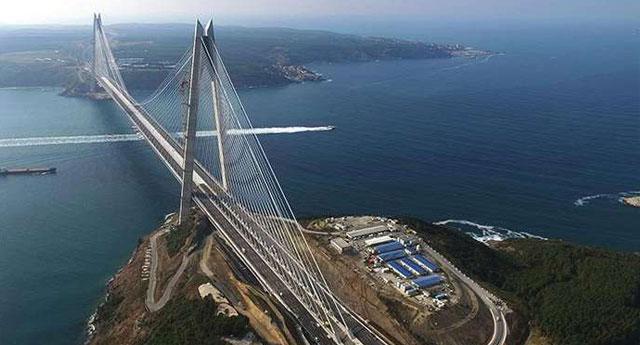 İtalyanlar Yavuz Sultan Selim Köprüsü'nü satıyor