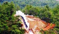Yazlık saray için Okluk koyu'nda 45 hektar alan daha talan edilecek