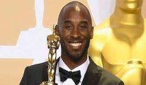 Kobe Bryant bir de Oscar aldı...