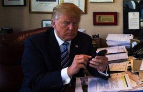 Trump'tan bu kez Twitter'a, Twitter üzerinden salvo