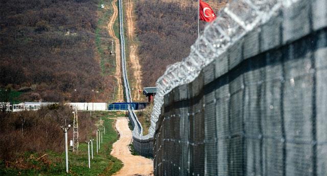 Yunanistan alarmda... Sınır hattını korumak için harekete geçtiler