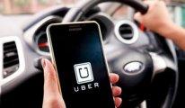 Uber'in internet sitesi ve mobil uygulamasına erişimin engeli
