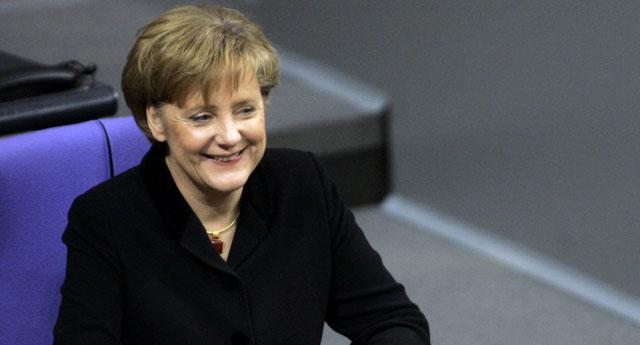 Merkel'den Suriye'de 'uluslararası güvenli bölge' fikrine destek geldi