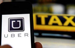 ABD'de de UBER tartışması var... New York'ta taksicilerle davalık oldular