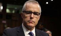 FBI yöneticisi emekliliğine iki gün kala gitti