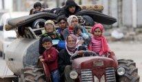 Afrin'de bir insanlık dramı yaşanıyor