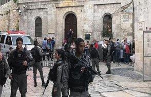 Kudüs'te İsrailli güvenlik görevlisine bıçakla saldıran kişi Türkiye vatandaşı mı?
