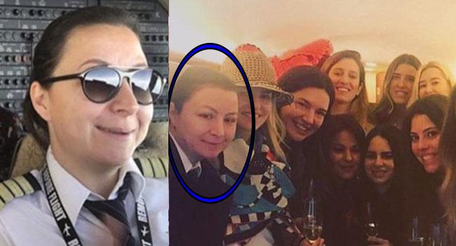 Düşen uçakta Kaptan Pilot Beril Gebeş'in cenazesinden hala haber yok!