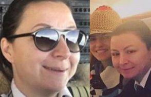 Düşen uçakta Kaptan Pilot Beril Gebeş'in cenazesinde hala haber yok!