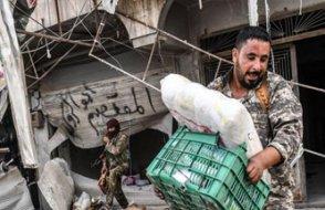 ÖSO'dan kopan grup Afrin'de yağmaya girişti, TSK ile çatıştı