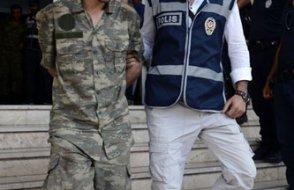 Gözaltındaki 191 askerden 118'ine tutuklama kararı