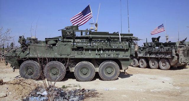 'ABD'nin Türkiye-Suriye Sınırına tekrar asker yollama niyeti yok'