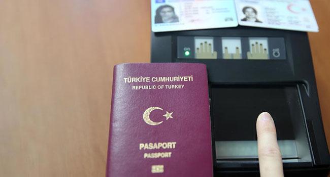 Parası olana Türkiye Cumhuriyeti pasaportu