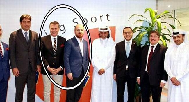 Beşiktaş Katarlılara satılıyor... Komisyoncusu da Bilal Erdoğan mı?