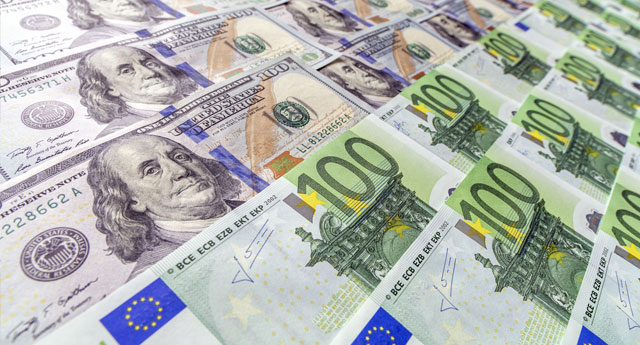 Euro ve Dolar kuru yüzde 5'e yakın düştü