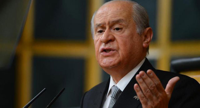 Bahçeli'den Erdoğan'a: Af teklifimizi uyuşturucu satıcılarına indirgemek fuzuli demagojidir