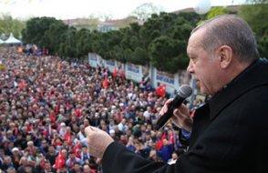 Erdoğan: Millete karşı işlenen suçları devletin affetme yetkisi yoktur