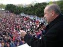 Erdoğan o ismi çağırınca alandaki AKP'liler 'yuh' çekti