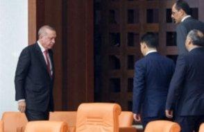 'Rezalet' diyerek Meclis'i terk etti