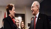 CHP ile İYİ Parti ittifakı olmadı