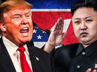 İki ülke heyetleri Trump - Kim zirvesi için görüşme trafiğinde