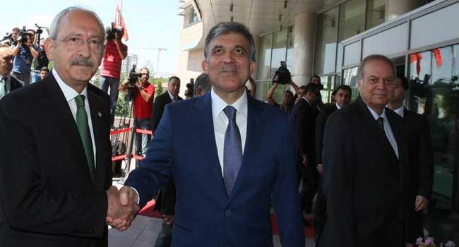 Gül, Akşener, Kılıçdaroğlu ve Karamollaoğlu İstanbul'da buluşacak