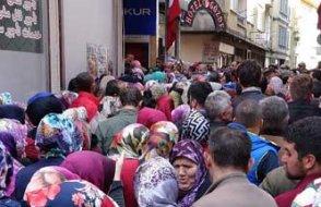 İşte Türkiye'de işsizliğin fotoğrafı