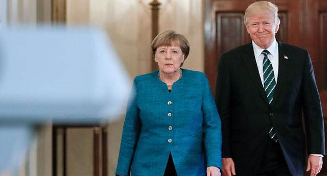 Trump, Merkel'in katılmayı reddettiği zirveyi erteledi: Zaten miadını doldurmuştu