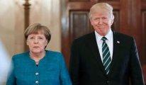 NATO zirvesi'ne Trump ve Merkel arasında söz düellosu damgasını vurdu...