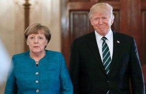 'Trump ve Merkel buraya gelirse hapse atacağız'