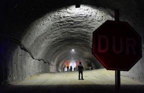 Tünelleri yapan şirket de konkordato istedi