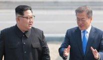 Kore yarım adasında tarihi buluşma