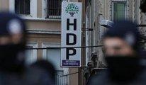 HDP'ye iki günde iki baskın: 50 Gözaltı