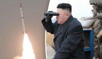 Kuzey Kore'nin füze denemesini lider Kim de izledi