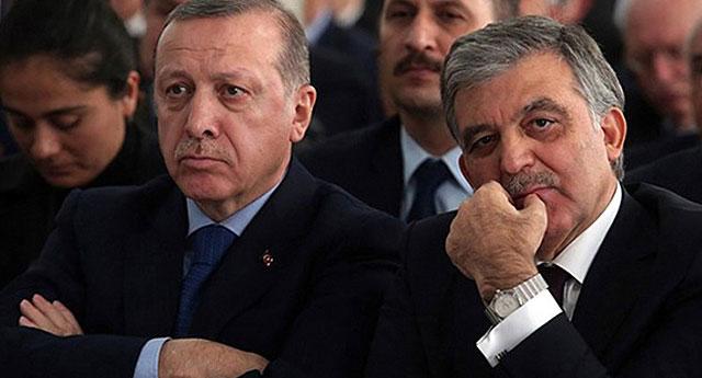 AKP'nin 'hainlik' suçlamasına Gül cephesinden 'it-köpek'li cevap