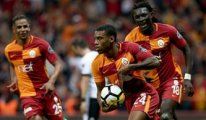 Derbi Galatasaray'ın: 2-0