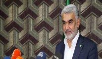 Hüda-Par genel başkanı istifa etti