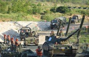 İdlib'e yeni tank sevkiyatı