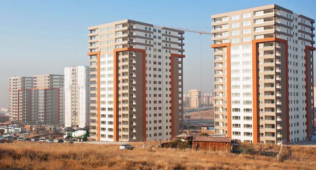 İstanbul'da satılamayan 220 bin ev var