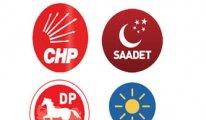 'Millet ittifakı'ndan sonra dört partinin 'sandık ittifakı' da yolda
