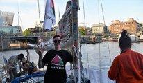 İsveçli ve Norveçli aktivistler, Gazze'ye gidiyor