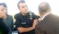 Sağlık müdüründen polise: Sen kimsin lan aracımı aratmıyorum