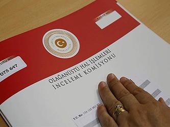 OHAL Komisyonu 30 bin başvurudan yalnızca 1900'üne kabul kararı verdi