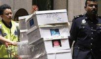 Malezya polisi: Devrik başbakanın evinde yüzlerce kutu para ve mücevher bulundu